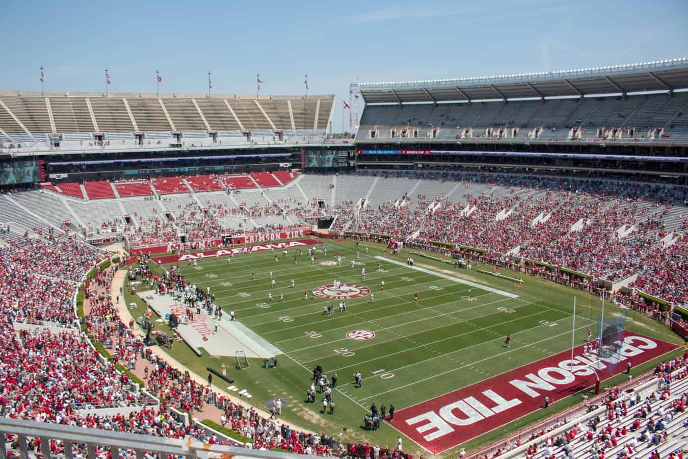 Alabama Stadium Crimson Tide