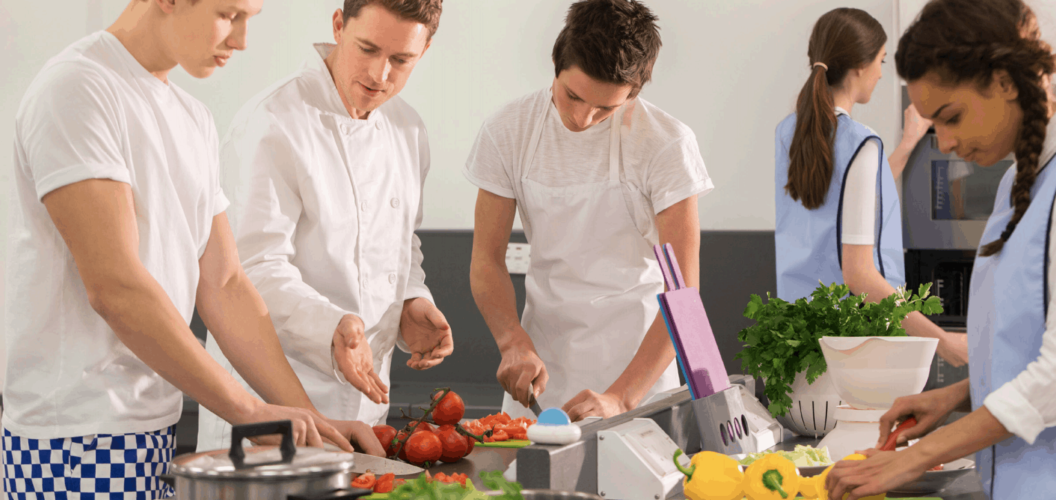 Chef Students