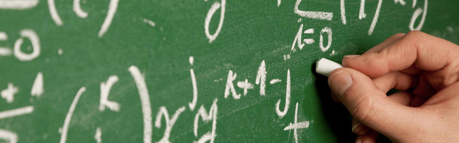 Math of Chalkboard