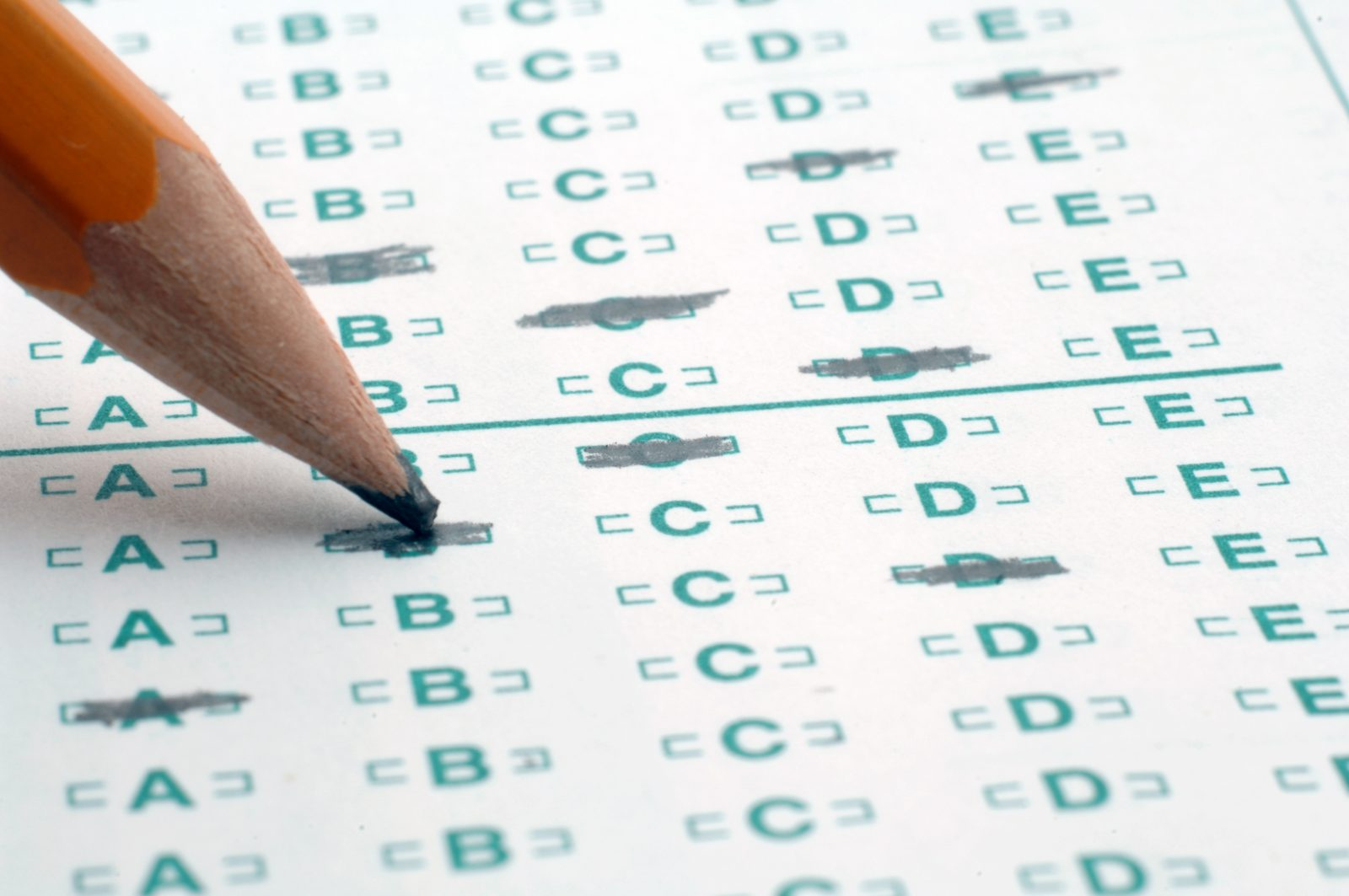 Scantron Scanners and Forms