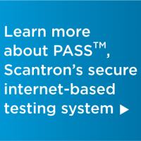 Learn more about PASS, Scantron's secure internet-based testing system